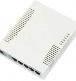 MikroTik switch